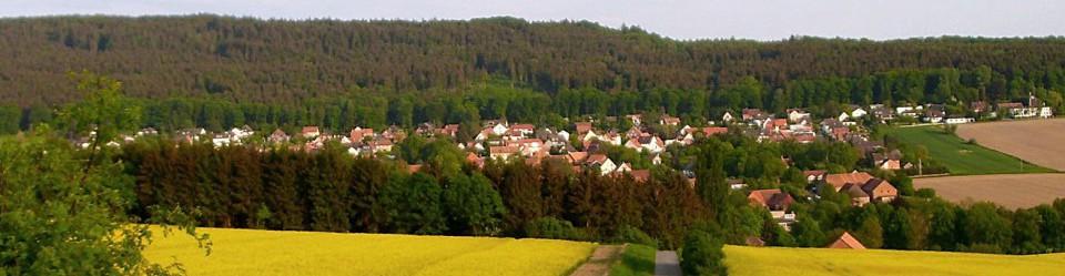 Blicken Sie vom Katzberg auf Altenhagen!